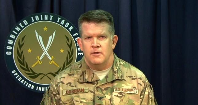 PKK part of Syrian Democratic Forces, says US commander in Freudian slip