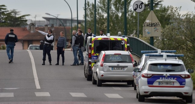 Gunman arrested after releasing four women hostages in France's Toulouse