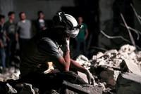 Assad regime again drops phosphorus bombs on Syria's Idlib, violating international law yet again