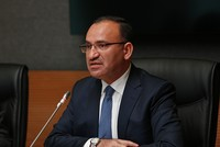 Manbij next after Afrin to prevent YPG terror state, Deputy PM Bozdağ says
