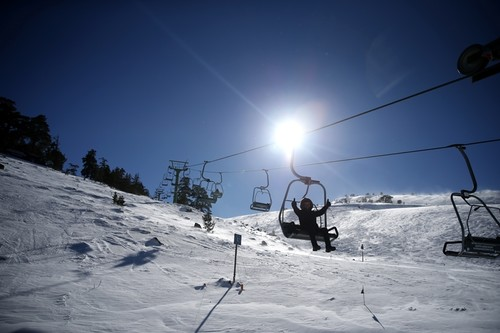 Turkey S Popular Ski Resorts Attract Thousands Of Local Foreign