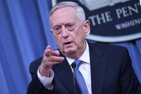 Pentagon chief issues own threat to North Korea, says any action will be 'grossly overmatched'
