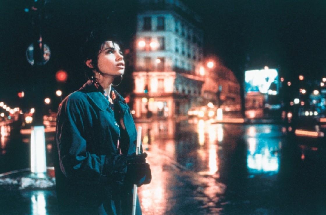 A still from Jim Jarmuschu2019s film u201cNight on Earth.u201d
