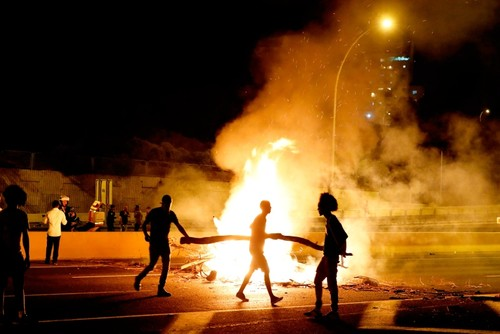 Israel hit by massive protests over police killing of youth of Ethiopian origin