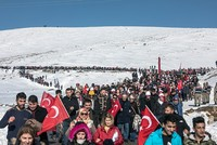 Thousands commemorate fallen Turkish WWI soldiers