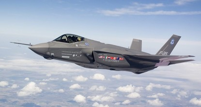 US will deliver 2 F-35's to Turkey tomorrow: Pentagon