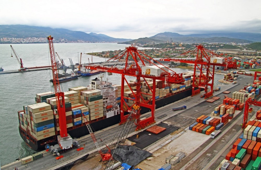 Turkish exports in the last 12 months were recorded at $168.1 billion with a 7.8 percent increase compared to the same period of last year.