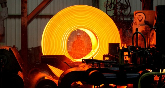 Turkey's industrial output up 3.2 percent in June