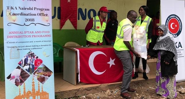 تركيا تتصدر الدول المانحة للمساعدات الإنسانية بـ 8 مليار دولار