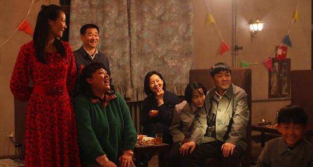 A still from the film Di Jiu Tian Chang.