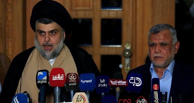 الصدر يتحالف مع ائتلاف الفتح لتشكيل الكتلة الأكبر في البرلمان العراقي