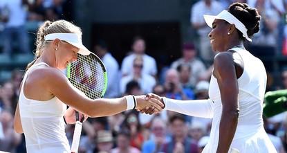 5-time champ Venus Williams suffers Wimbledon defeat