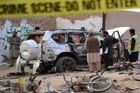 مقتل ثلاثة أشخاص وإصابة آخرين بانفجار داخل قطار في كويتا الباكستانية