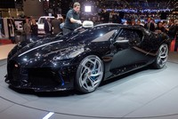 Bugatti's La Voiture Noire sells for $19 million in world record