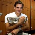 Roger Federer wins sixth Australian Open