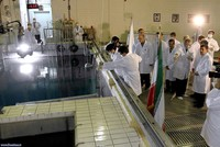 Nuclear chief says Iran exploring new uranium enrichment