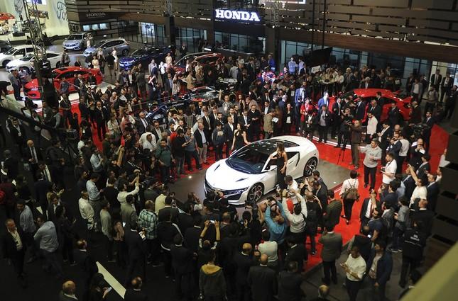 Istanbul Autoshow 2017 lädt zum Staunen ein