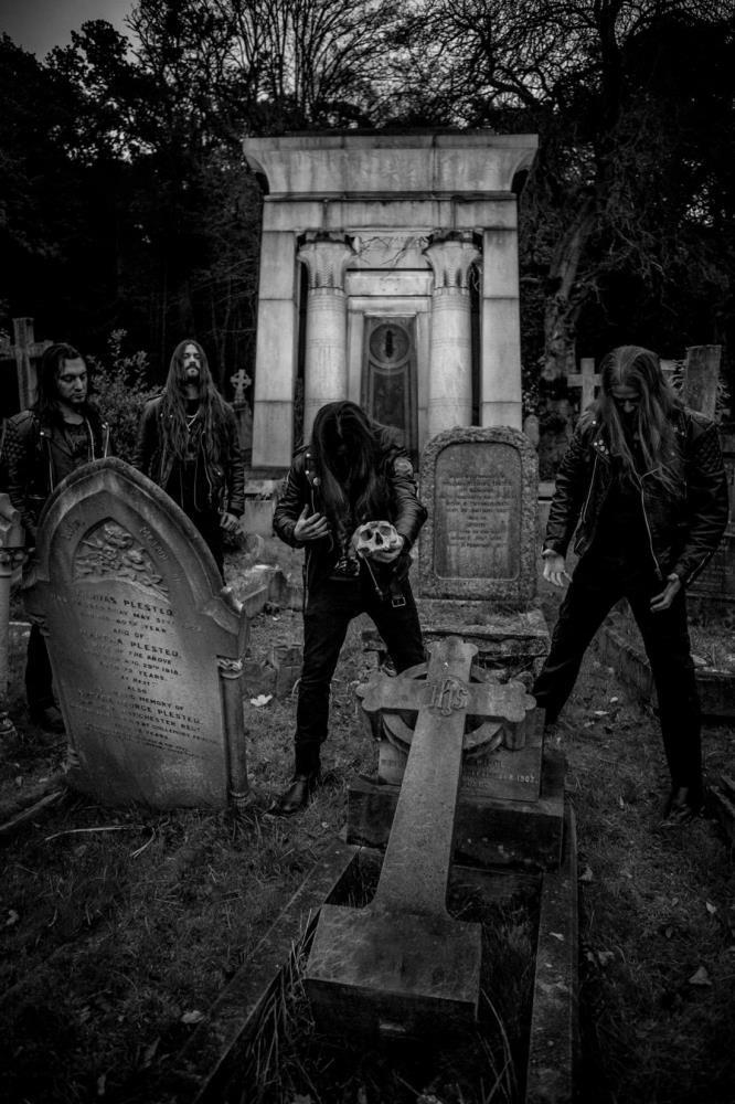 British death/black metal band Grave Miasma will perform for Turkish music lovers on Feb 23.