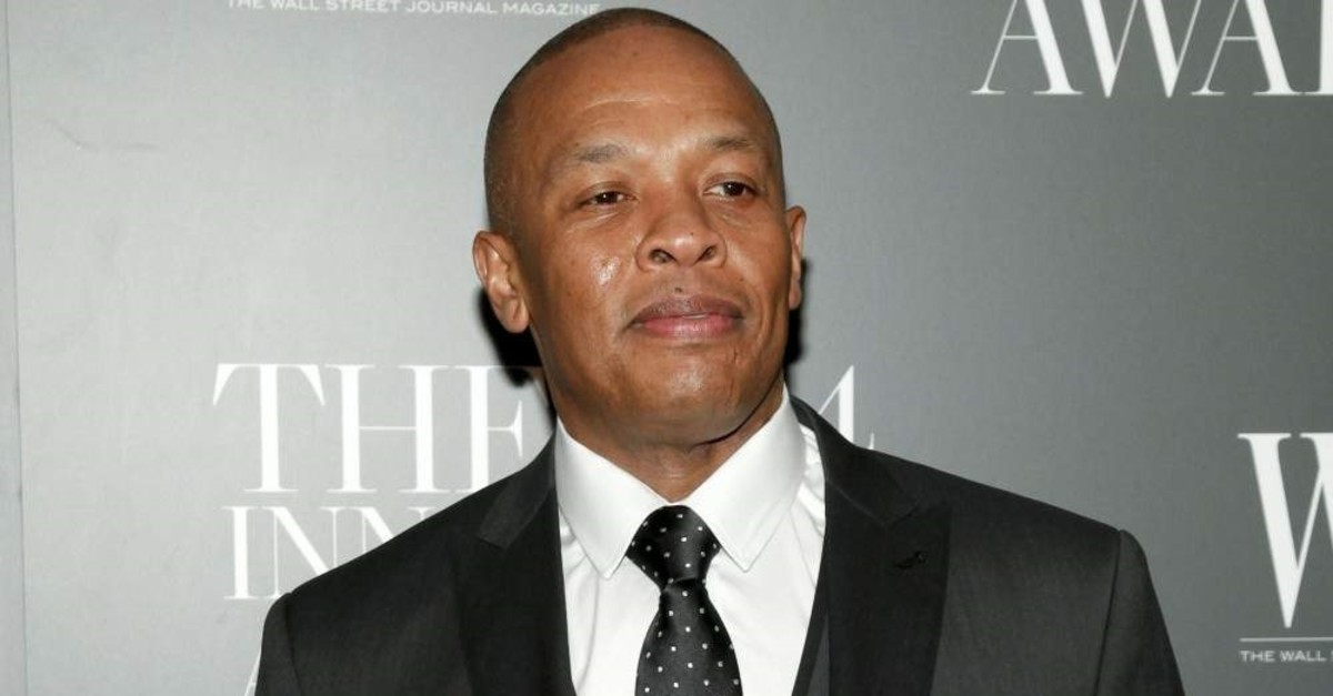 In this Nov. 5, 2014 file photo, Dr. Dre attends the WSJ. Magazine 2014 Innovator Awards at MoMA in New York.  (AP Photo)