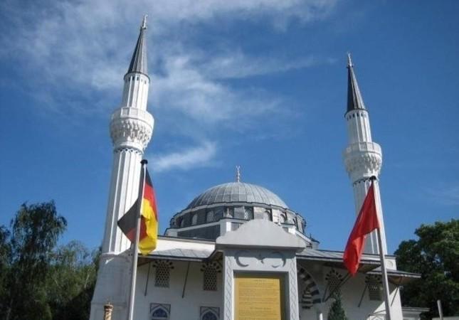 The Şehitlik Mosque in Berlin. Sabah File Photo
