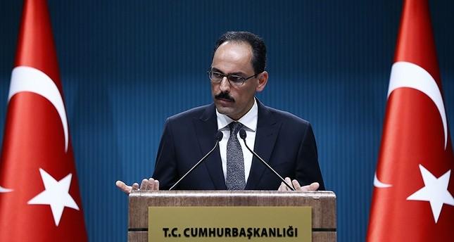 المتحث باسم الرئسة التركية يكشف عن سبب إضطرار الانقلابيين لتعجيل خطتهم 6 ساعات