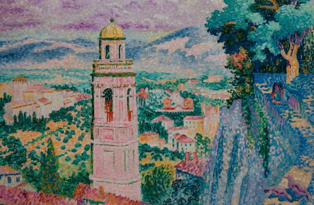 Special collection looks into post-impressionism - Daily Sabah