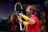 Spain defeats Canada to win Davis Cup title
