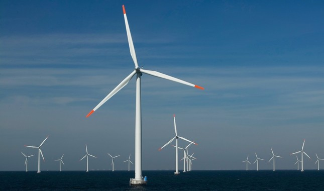 Turkey plans to build a 1,200-megawatt offshore wind plant, which will be the world's largest offshore farm and first of its kind in the entire Mediterranean region.