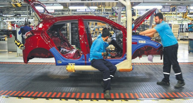 Automobile production in Turkey reaches new historic record