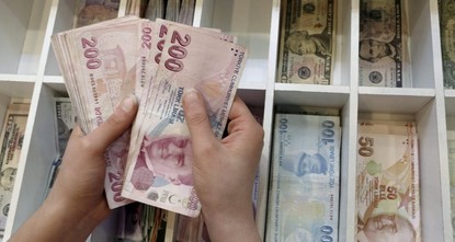 The Turkish lira, which appreciated for three weeks in a row against the U.S. dollar after almost 11 months, put up the best performance among emerging market currencies with a 3.83 percent gain...