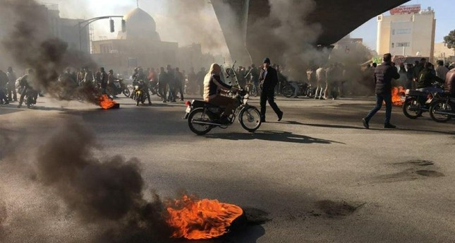 More than 100 killed in Iran during protests: Amnesty
