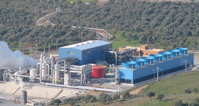The Gürmat Geothermal Power Generation Faciltiy in the Germencik district of Aydın received 47.4 milion euros in project financing from the Black Sea Trade and Development Bank (BSTDB).