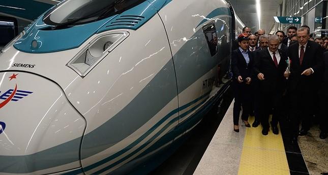 البنك الإسلامي للتنمية يمول 10 قطارات سريعة تربط أنقرة بإسطنبول