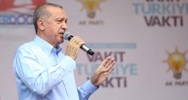 أردوغان: تركيا قصمت ظهر منظمة بي كا كا الإرهابية