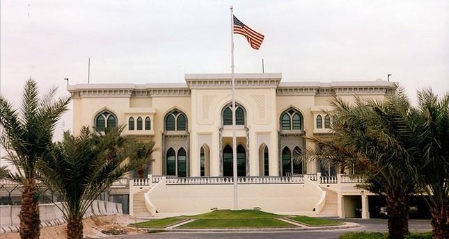 الدوحة تستدعي السفيرة الأمريكية على خلفية فيديو إساءة جنود للعلم القطري