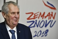 Czech President Zeman to face academic opponent in runoff