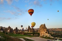 Turkey introduces 9 new destinations for hot air balloon rides
