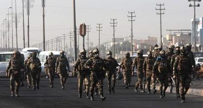 Iraqi police struggle to stem unrest as anger toward govt festers