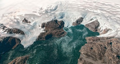 pOcean levels rose 50 percent faster in 2014 than in 1993, with meltwater from the Greenland ice sheet now supplying 25 percent of total sea level increase compared with just 5 percent 20 years...