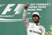 Hamilton set to finish job in Mexico