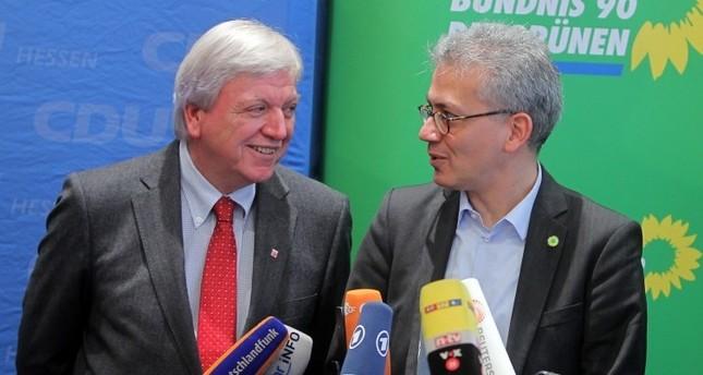 Hessen: Schwarz-Grün kann weiterregieren