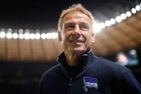 Klinsmann quits as Hertha Berlin coach after 10 weeks
