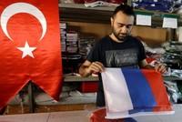 تركيا خامس أكبر شريك تجاري لروسيا في النصف الأول من 2018