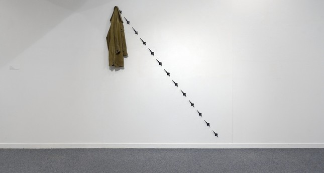 Şakir Gökçebağ presents everyday objects by attributing a new meaning to them in his latest exhibit.
