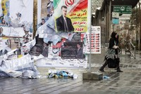 5 top Iranian officials sanctioned by US ahead of elections
