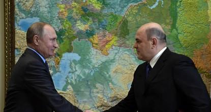 مجلس النواب الروسي يقر تعيين مرشح بوتين الجديد لمنصب رئيس الوزراء