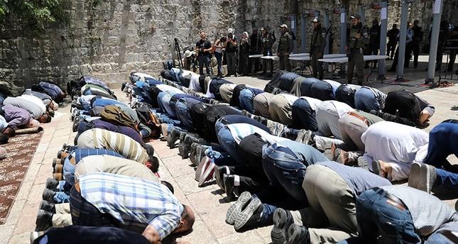 Jew Detector: US Calls On Israel, Jordan To Maintain Status Quo At Al