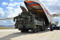 'First batch of S-400 delivery to Turkey completed'