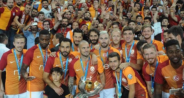 غلاطة سراي بطلا للسوبر التركي للمرة الخامسة في تاريخه