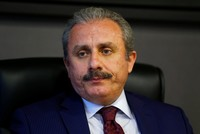 Şentop named AK Party candidate for parliament speaker